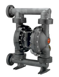 ARO Pump Catalog - ARO-PD10E-FES-PXX-2-Inch-Ported-Conductive-Diaphragm-Pump