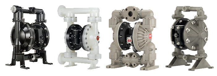 Aro-Diaphragm-Pumps