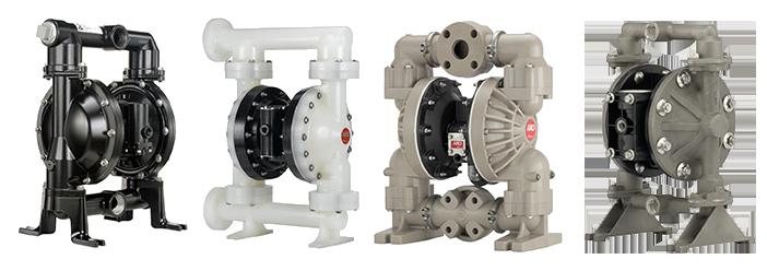 Aro-Diaphragm-Pumps